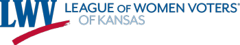 League of Women Voters of Kansas logo